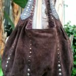 LUCKY BRAND Large Brown Leather Rounded Hobo Shoulder Carryall Studded Hobo Bag - C'mon » TikTokJa Video Downloader
